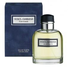 DOLCE & GABBANA Pour Homme 125ml edt (m)
