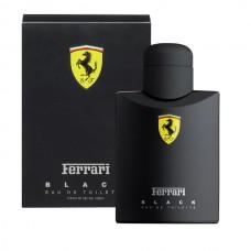 FERRARI BLACK 125ml edt (m)