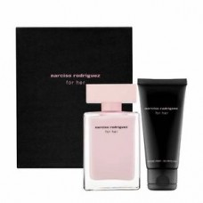 NARCISO RODRIGUEZ for her 2PC 30ml EDP/50BL
