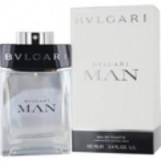 Bvlgari MAN  (white box) 100ml edt (M)