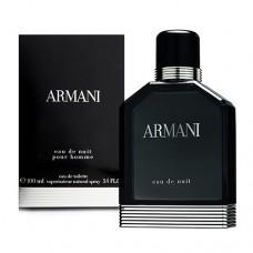 ARMANI EAU NUIT POUR HOMME 100ml edt (M)