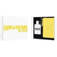 ZADIG & VOLTAIRE BE ROCK 2PC 50ML EDP/ POUCH