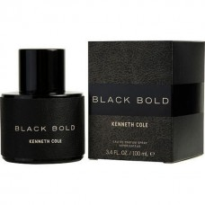KENNETH COLE BLACK BOLD 100ml EDP (M)