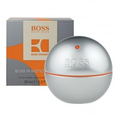 BOSS IN MOTION 90ml edt (m)