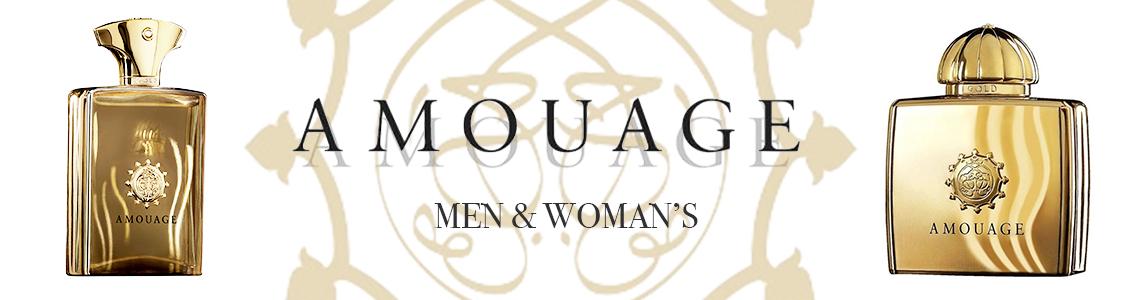 Amouage Lady and Men
