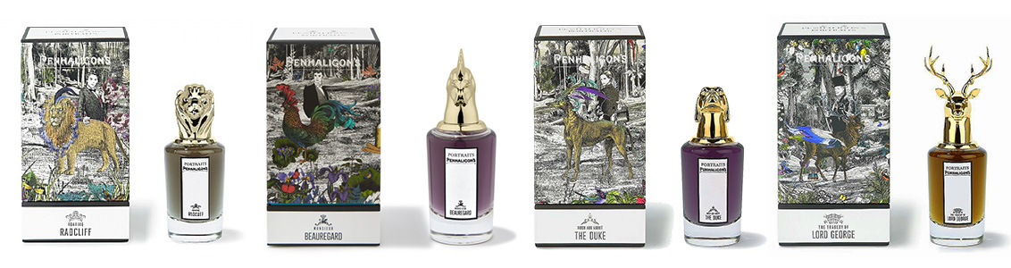 Penhaligon Perfumes