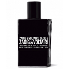 ZADIG & VOLTAIRE this is HIM 100ml edt