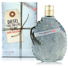 DIESEL FUEL FOR LIFE DENIM LADIES 75ML EDT