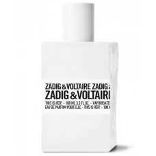 ZADIG & VOLTAIRE this is HER 100ml EDP